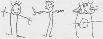 Dessin bonhomme - Le dessin du bonhomme ...